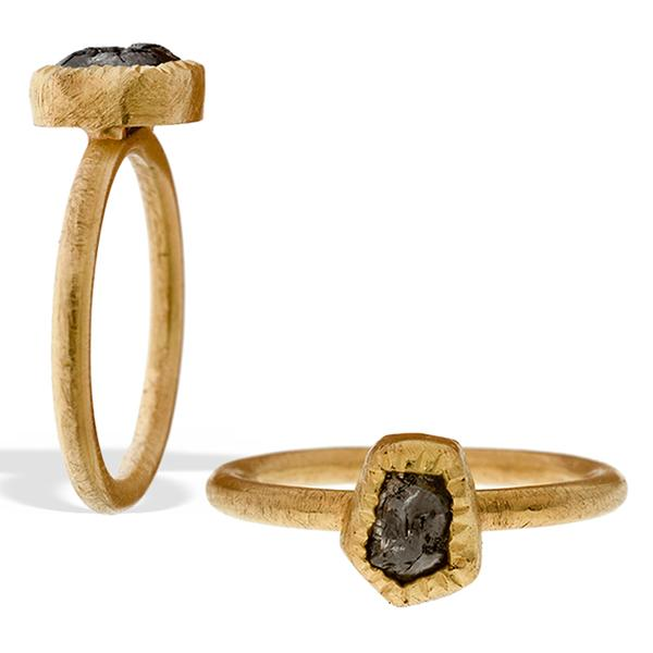 Todd Reed Colorado Raw Diamond Ring