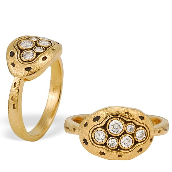 Alex Sepkus 18k Yellow gold