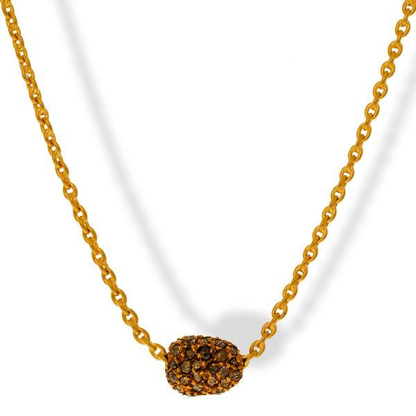 Tilden Ross - Yossi Harari 24k Gold Leo Pendant